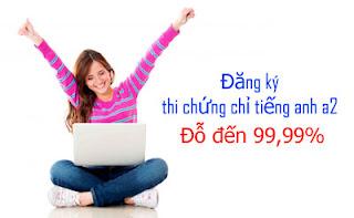 luyen-thi-chung-chi-tieng-anh-a2-o-dau