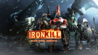 Iron Kill: Real Robot Boxing Apk v1.9.166 Mod (Unlimited Money)