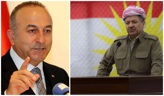 Türkiye Mevlüt Çavuşoğlu Kürdistan Bağımsızlık Referandumu