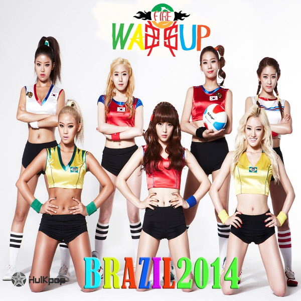 [Single] Wa$$up – Fire 2014