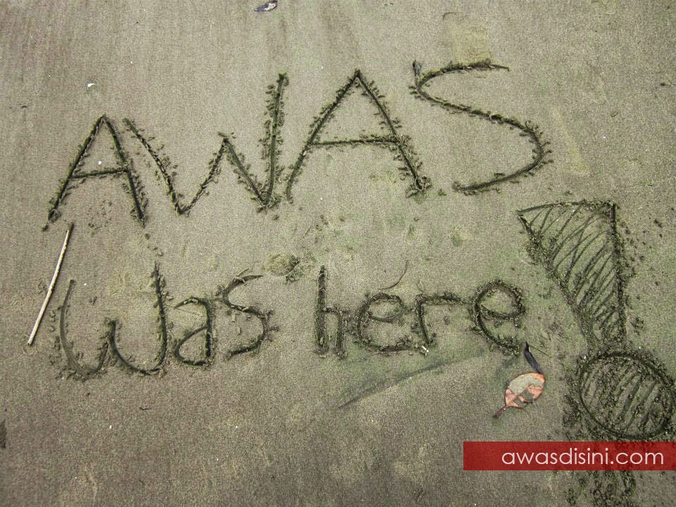 Si Setengah Mangkuk Pantai Palampang, Ciwaru