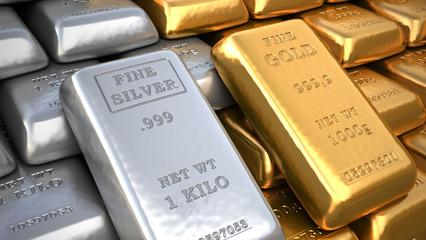 Gold Silver Price : सोने की कीमतों में 350 रुपए का उछाल, चांदी भी चमकी