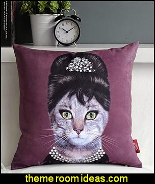 Cat Cartoon Pillowcase