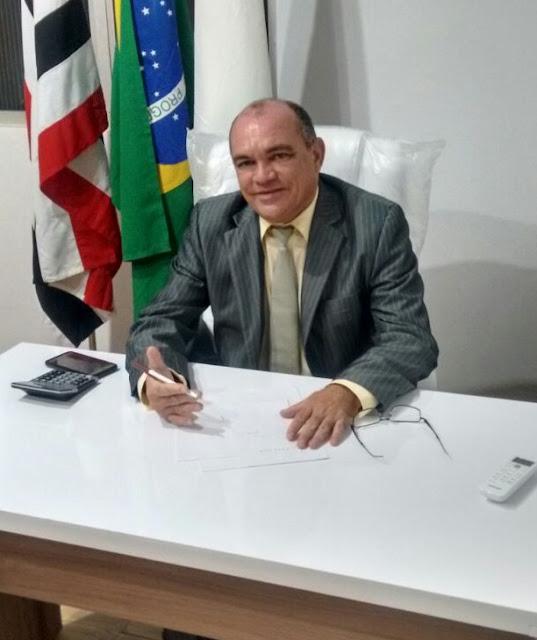 Vereador Isaney Dias