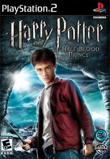Harry Potter e o Enigma do Príncipe (PS2) 2009