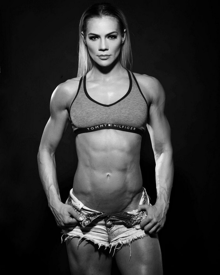 Yanyah Milutinovic Swedish Fitness Model 0005