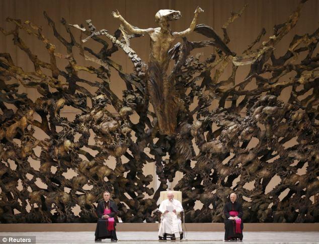 Atemberaubend Freigeist-Forum-Tübingen: Die neue Weltordnung des Jesuitenpapstes #FE_29