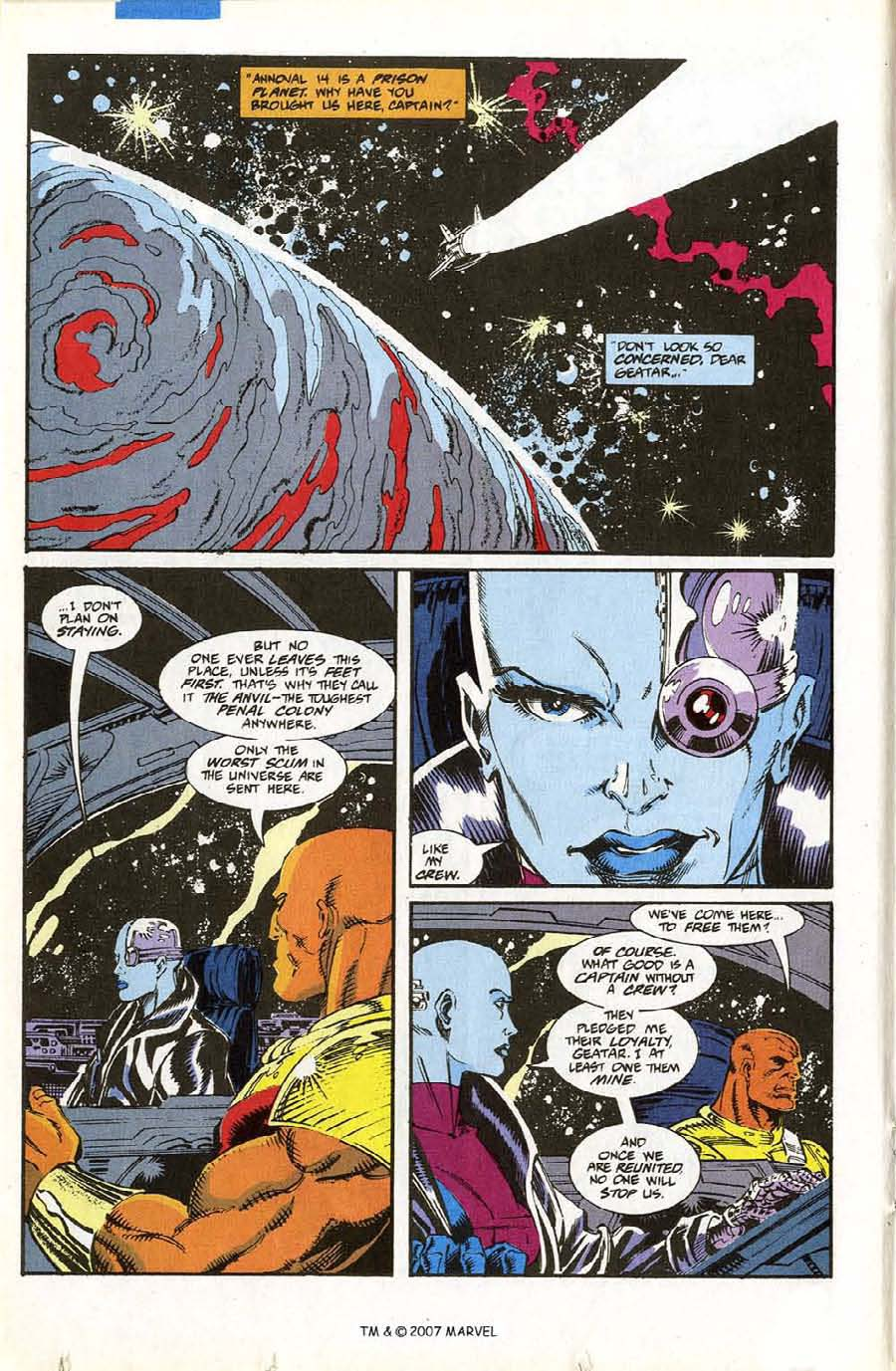 Read online Silver Surfer (1987) comic -  Issue #74 - 18