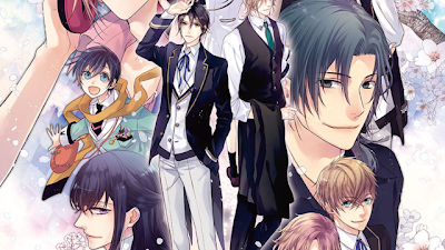 El anime  Butlers: Chitose Momotose Monogatari en una nueva imagen promocional