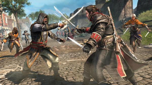 Assassins Creed Rogue Game Features