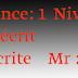 Projet: 3  Séquence: 1  Niveau : 3AM Préparation à l'écrit +  Production écrite