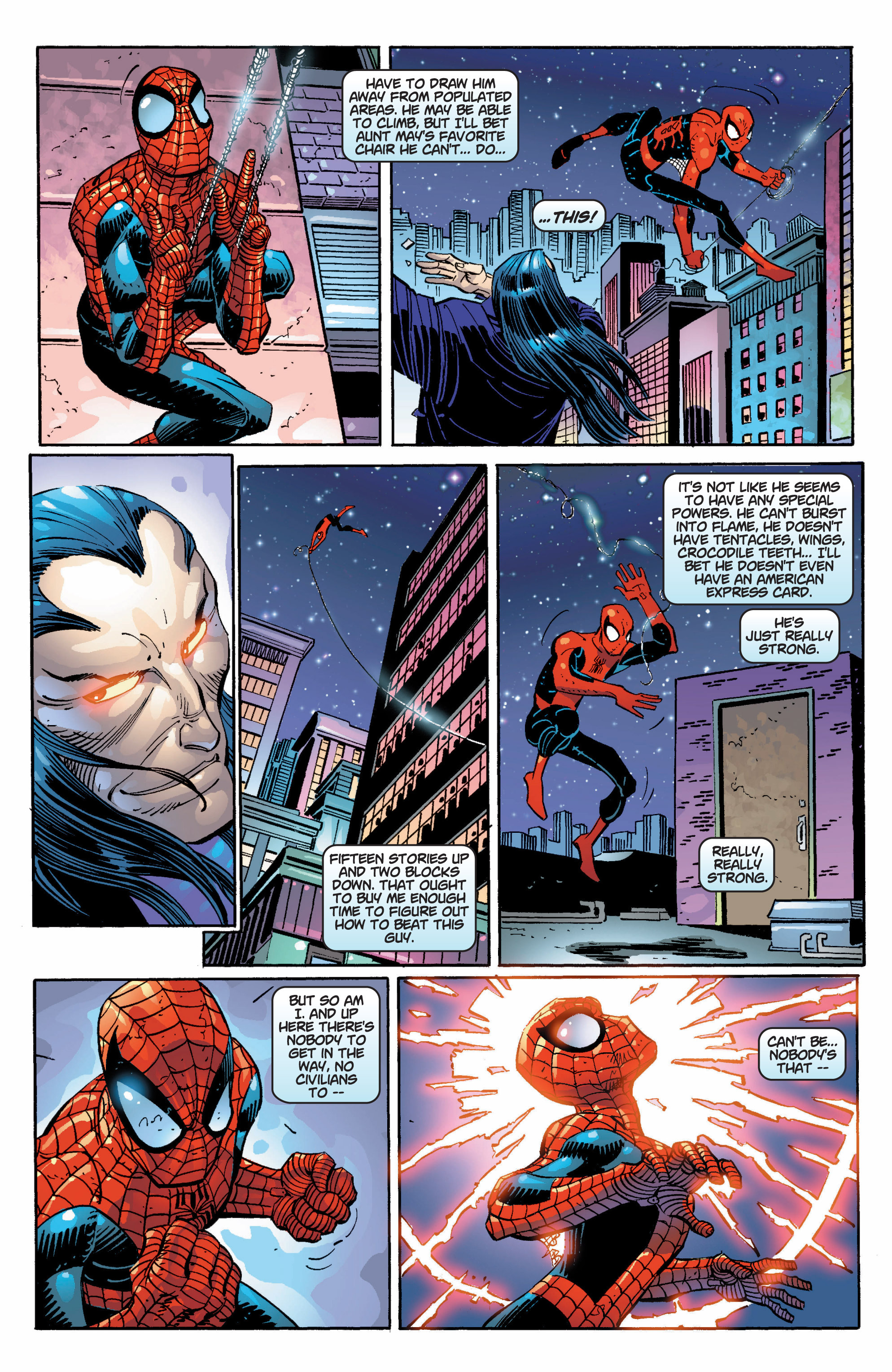 The Amazing Spider-Man (1999) 33 Page 7