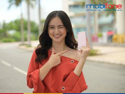 Mobifone khuyến mãi nạp tiền trực tuyến ngày 29/9/2017
