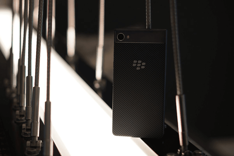 BlackBerry simply made the BlackBerry Motion official BlackBerry Motion With Snapdragon 625 Chip Now Official