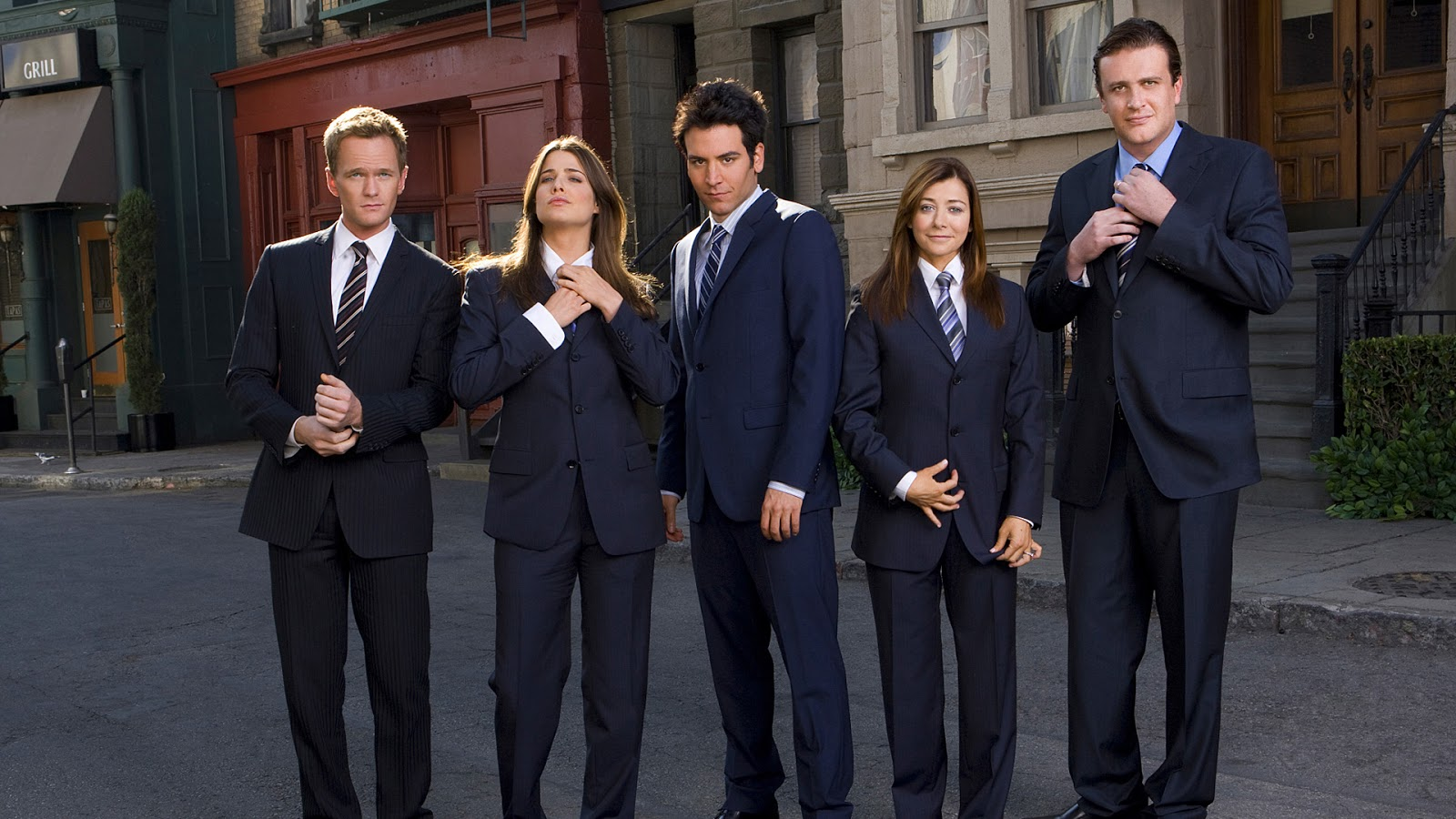 Sweet allure 8 Things I Learnt From Re-Watching How I Met Your Mother.  tv film netflix opinions