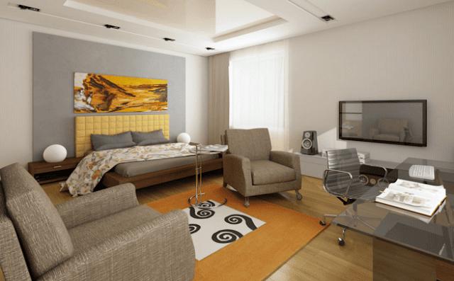 Langkah memulai design interior rumah minimalis