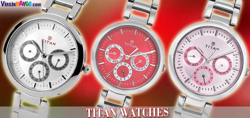 titan watch online