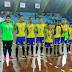 Futsal Sub 13 é campeão regional