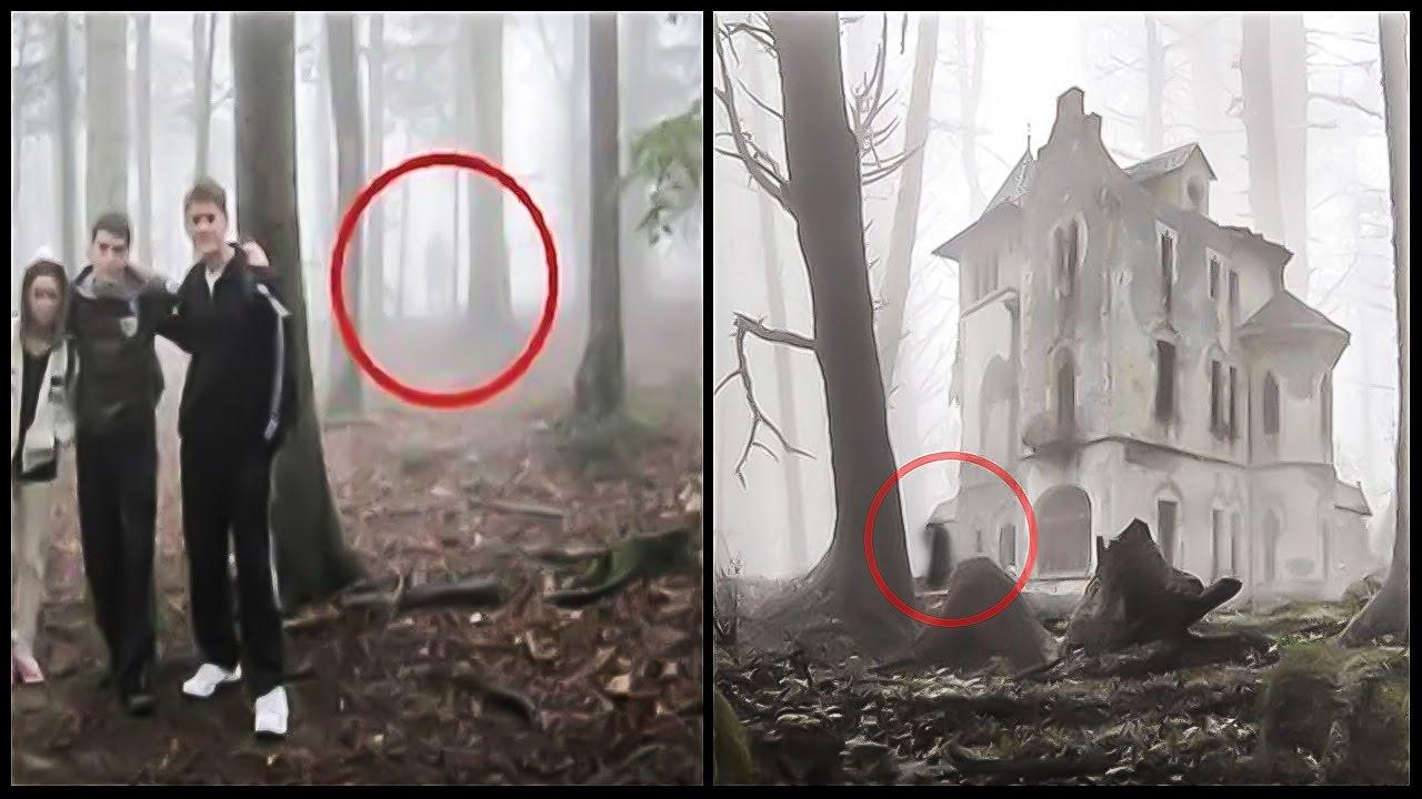 Creepy Photos With Disturbing Backstories