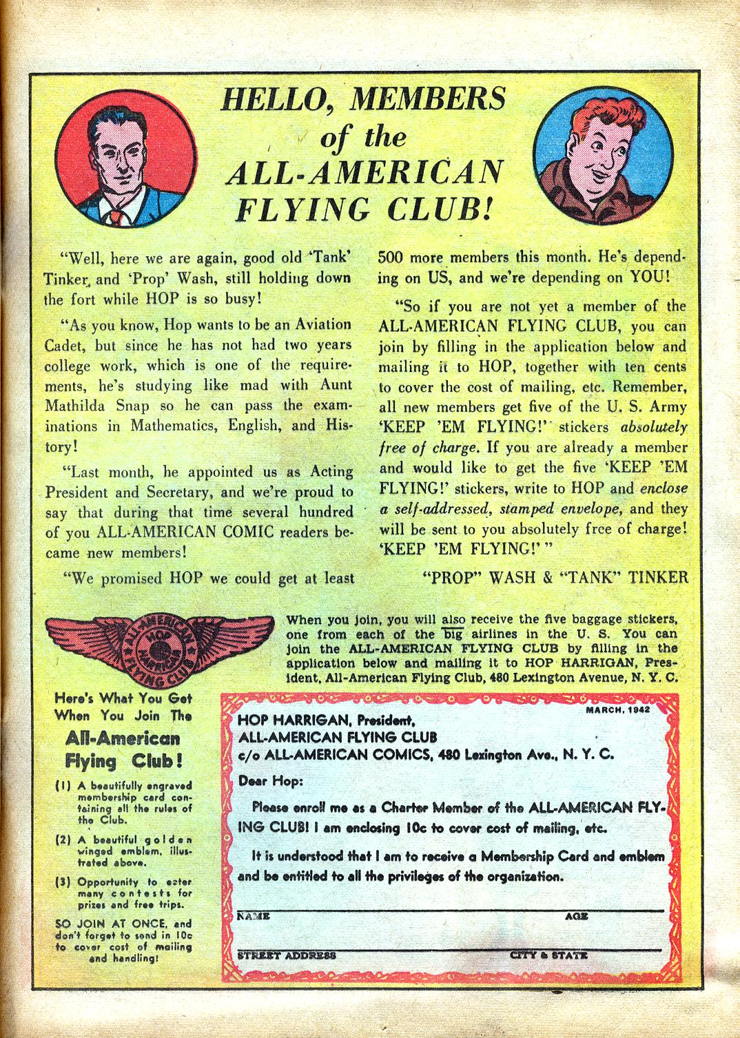 All-American Comics (1939) issue 36 - Page 22