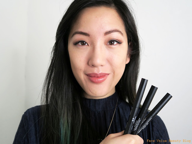 Does Your Brow Colour Make A Difference? I compare NEW Sleek Brow Intensity & Rimmel Brow Shake Powder