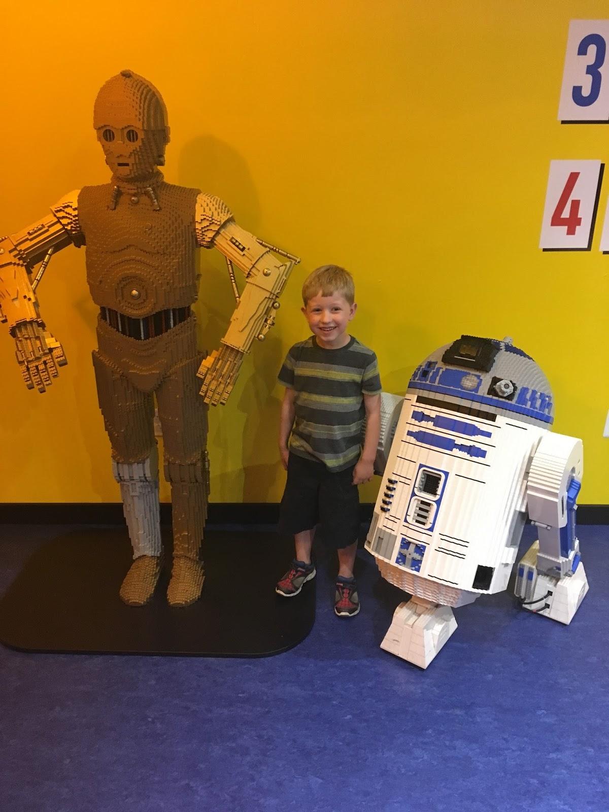 Four Boys And A Girl Spring Break Legoland Discovery
