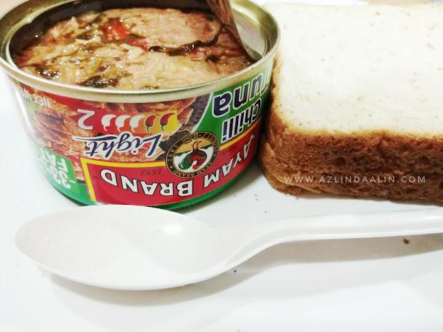 3 Tahap Kepedasan  Cili Tuna Ayam Brand™ Kini Lebih 'Hangat' Padan Dengan Setiap Citarasa