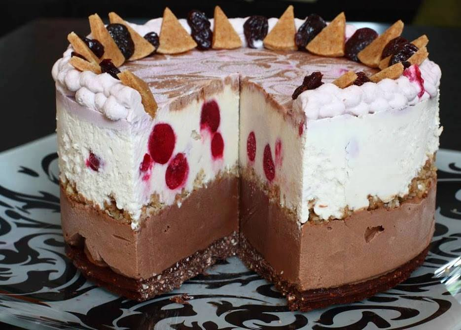 Recipes And How To Make Ice Cream Cake