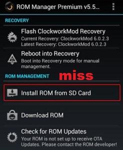Cara Ampuh Ganti Custom ROM Di Hp Android Tanpa PC 2018