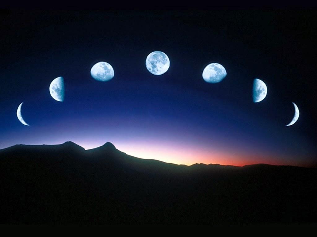 Moon chance wallpaper