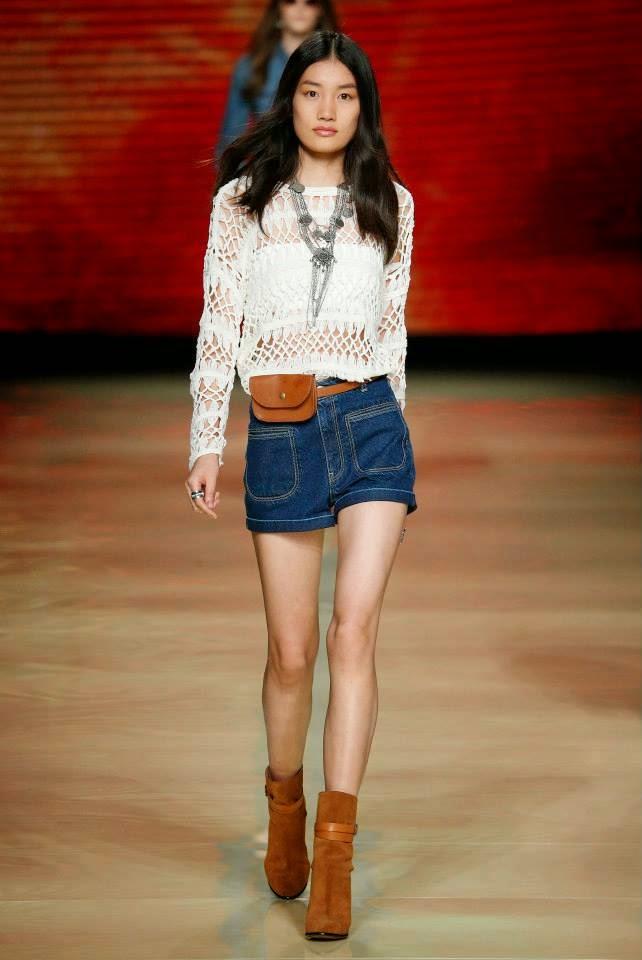 Summer Wear New Casual Style For Western Girls By Mango 2015 Wfwomen