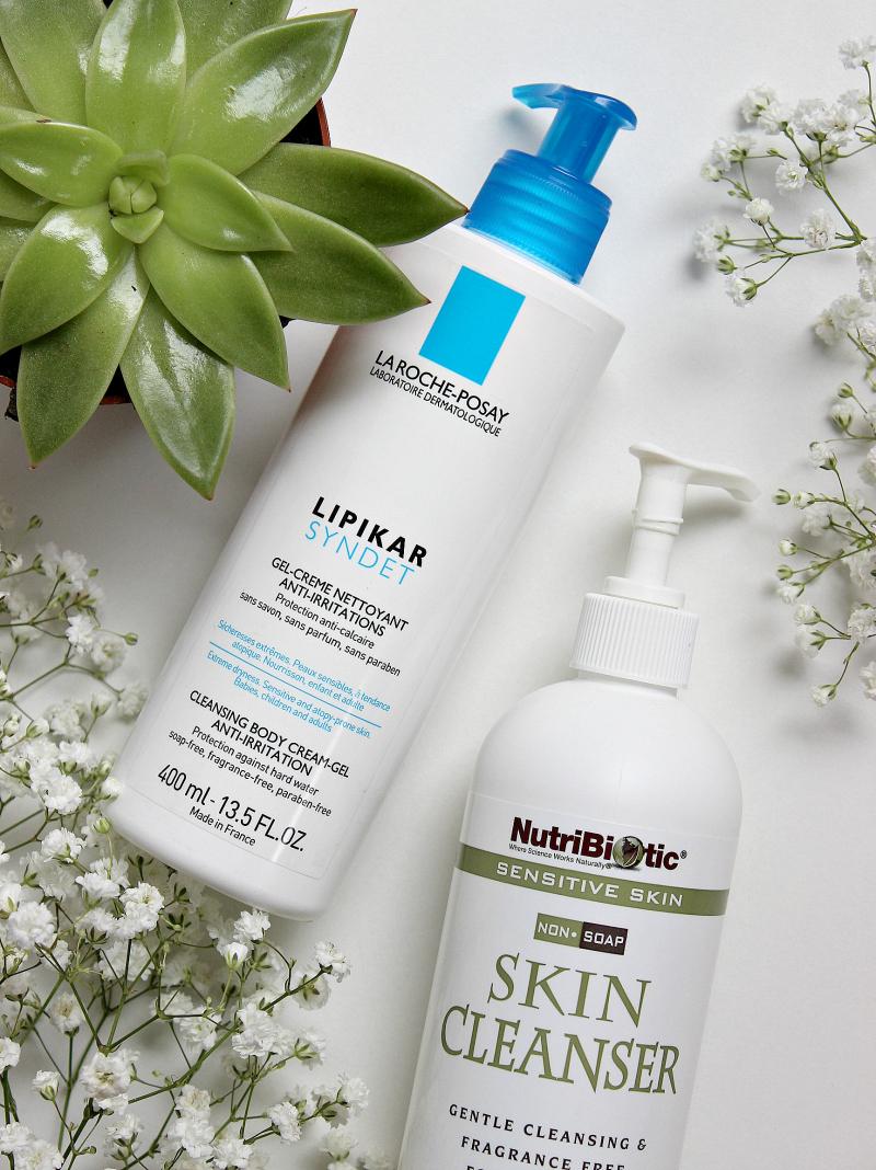 Proizvodi koji temeljito čiste kožu nakon treninga