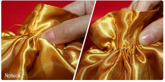 DIY robe La Belle et la Bête