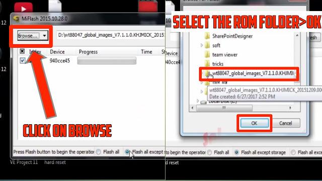 mi redmi 2 [2014818] flash file