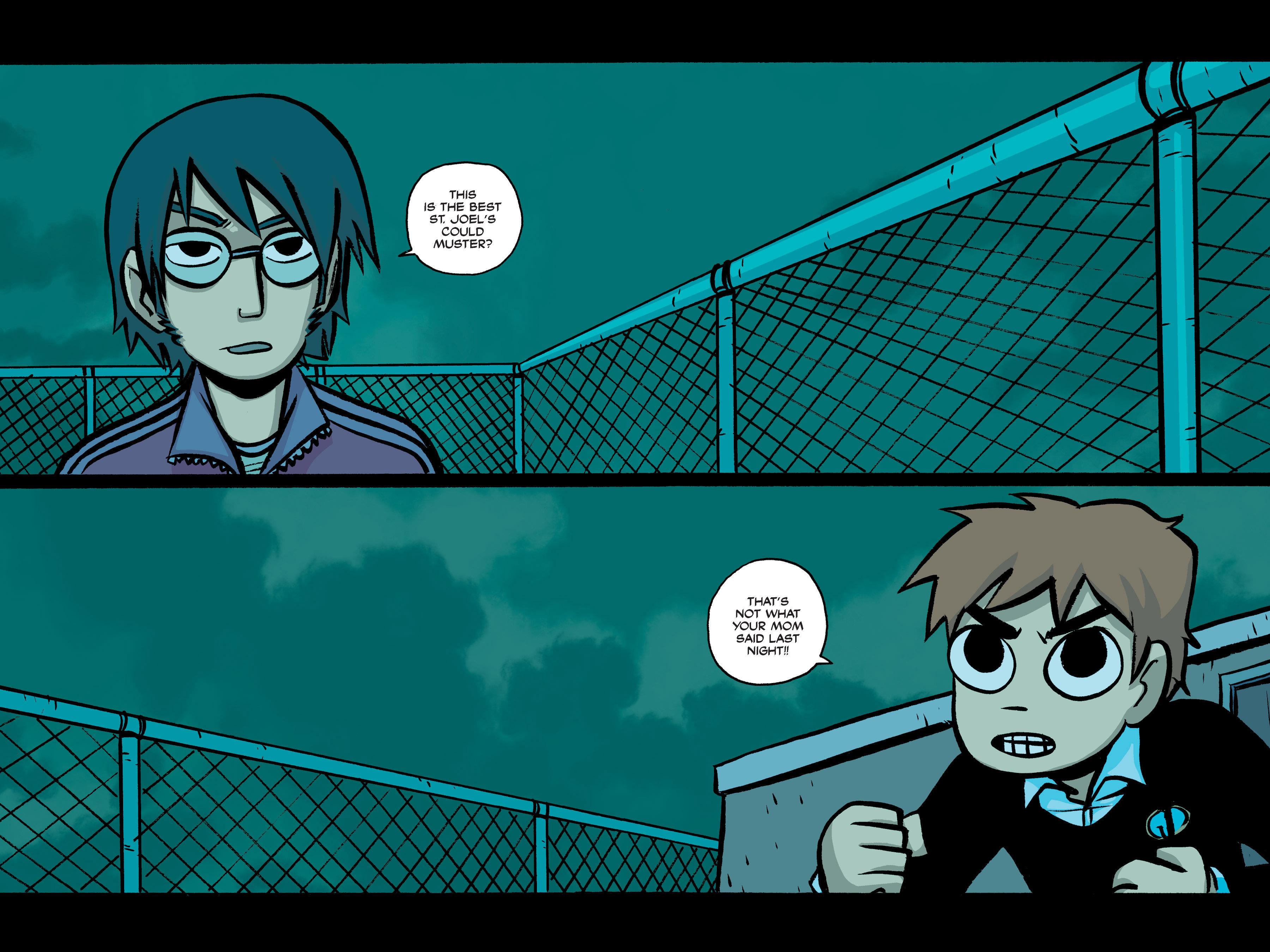 Read online Scott Pilgrim comic -  Issue #2 - 25