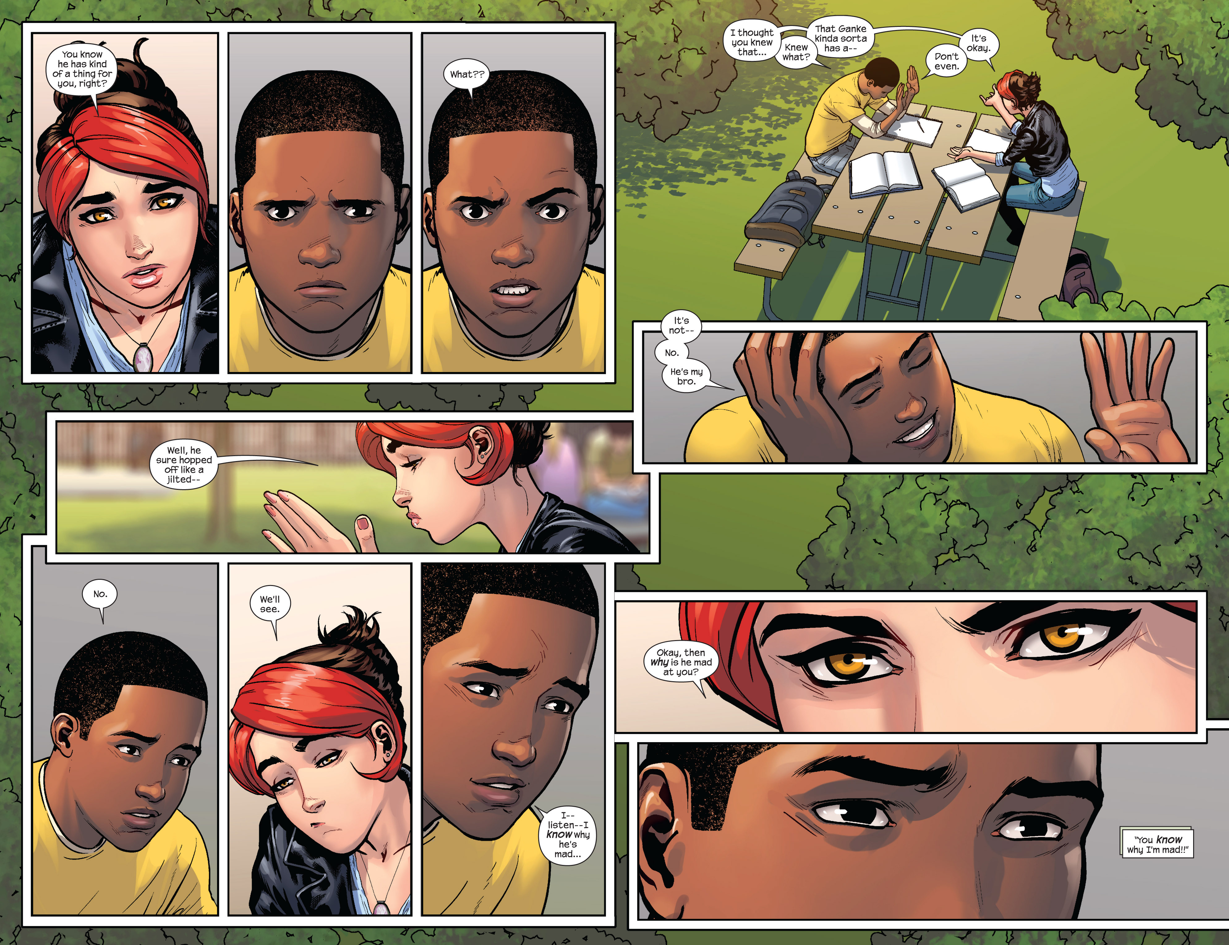 Read online Ultimate Comics Spider-Man (2011) comic -  Issue #25 - 7