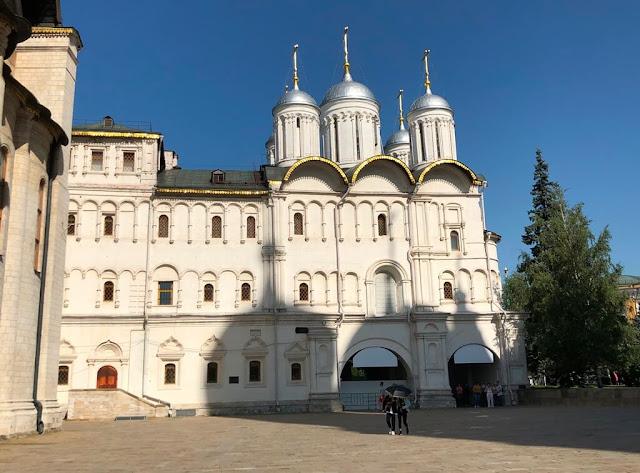 Kremlin - Praça das Catedrais