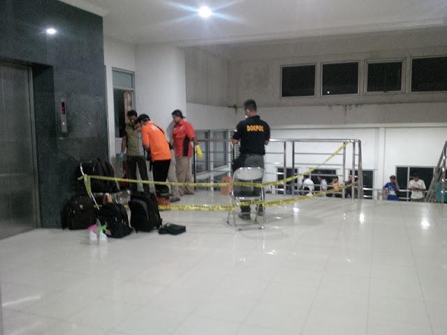 Ditemukan Mayat Perempuan di Toilet Fakultas MIPA UGM