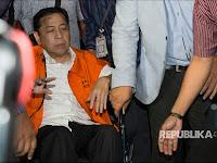 Dokter IDI Bicara, Novanto Akhirnya ke Penjara