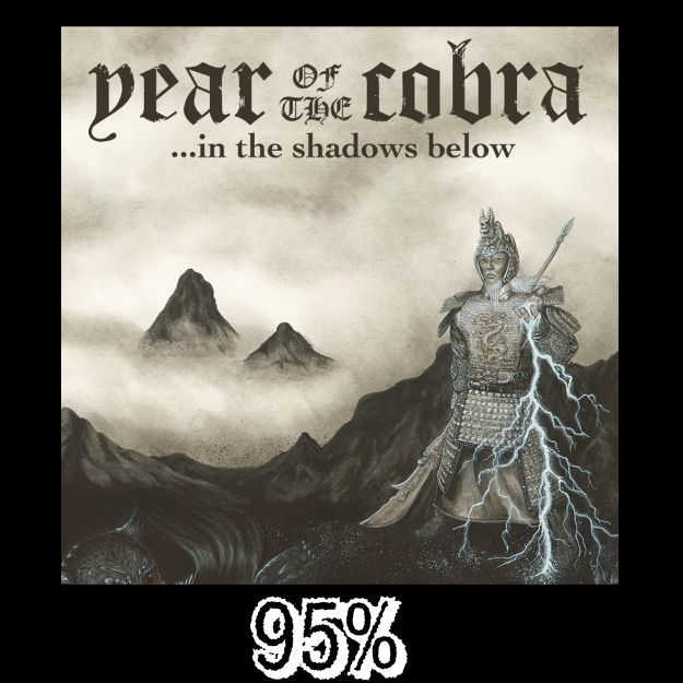 Reviews: Year of the Cobra - .​.​.​In The Shadows Below