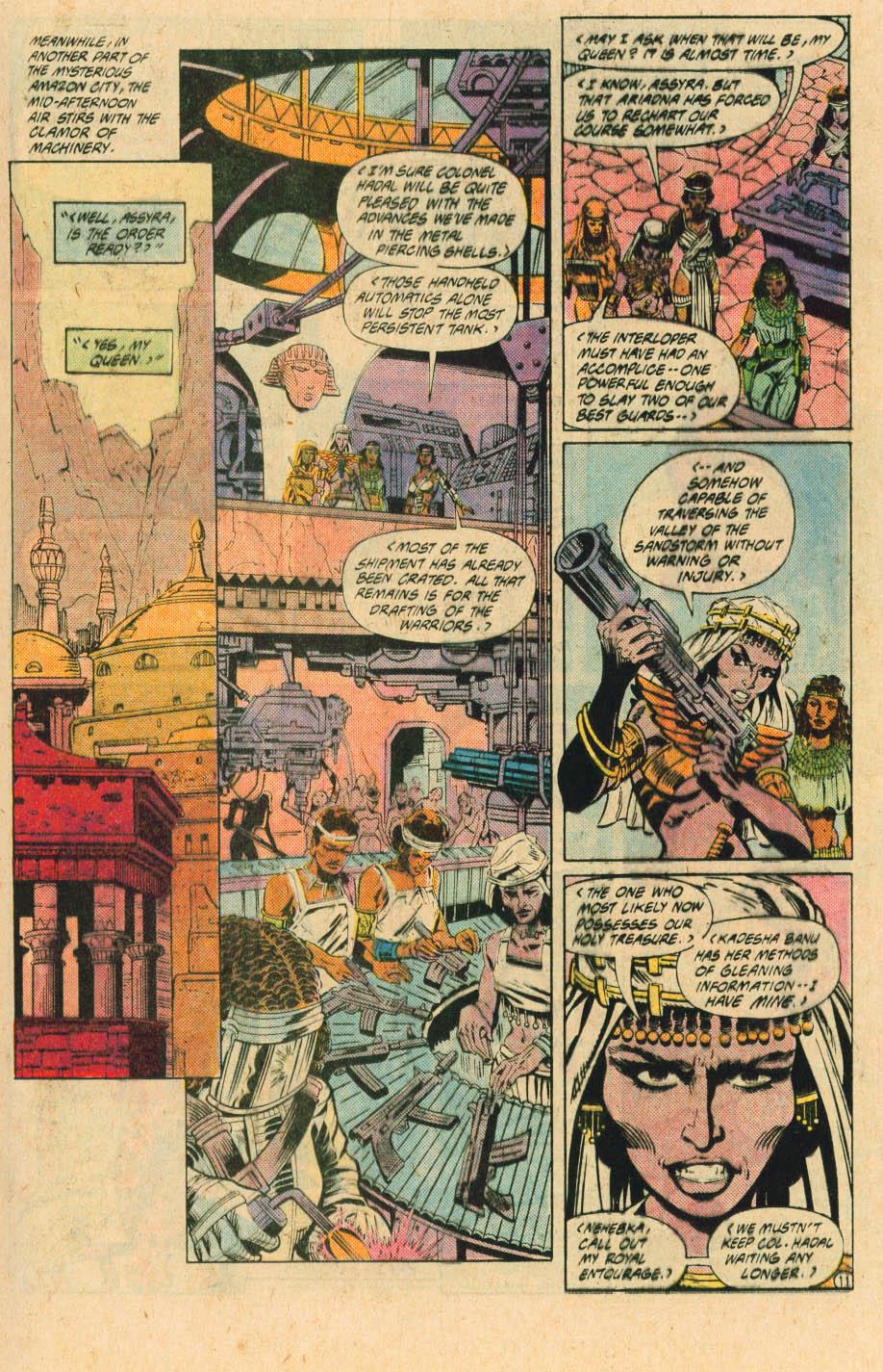 Read online Wonder Woman (1987) comic -  Issue #30 - 13