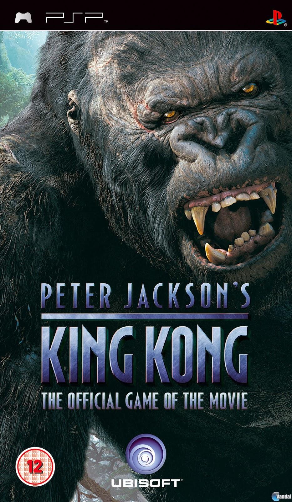 king kong | Descargar juegos para Psp