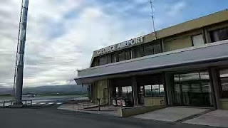 George Airport in South Africa