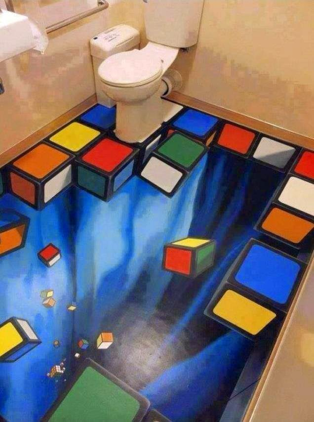 3d floor finishing design
