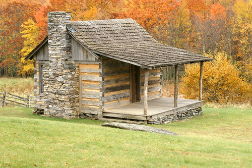 My Home Design Log Cabin Kits