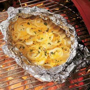 The Best Campfire Potatoes Recipe