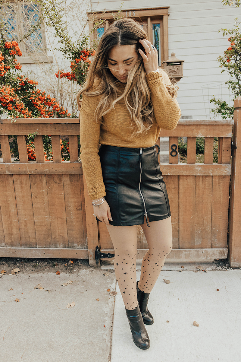fashion blogger, lauryn hock, outfit of the day