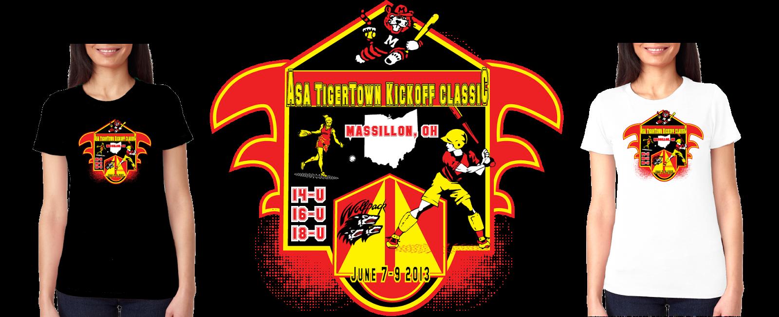 softball custom logo design for sporting event t shirt design by peter dranitsin t shirt - Softball Jersey Design Ideas