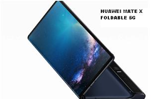 Foldable 5G Mobile