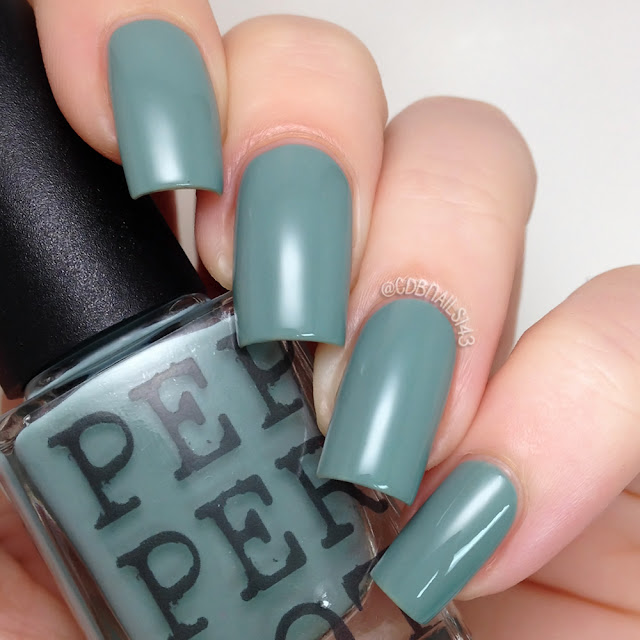 Pepper Pot Polish-Favorite Flannel Jammies